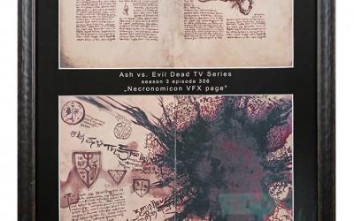 Ash vs Evil Dead K