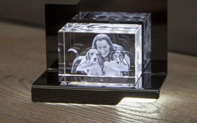 3D Laser Foto