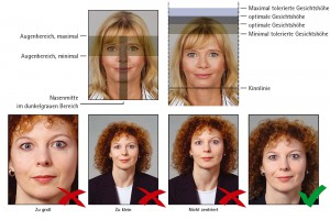 Passfoto Biometrisch